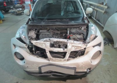 Nissan Juke до