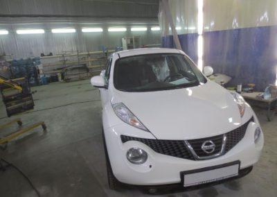 Nissan Juke после