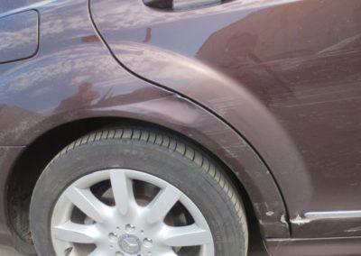 Mercedes до ремонта